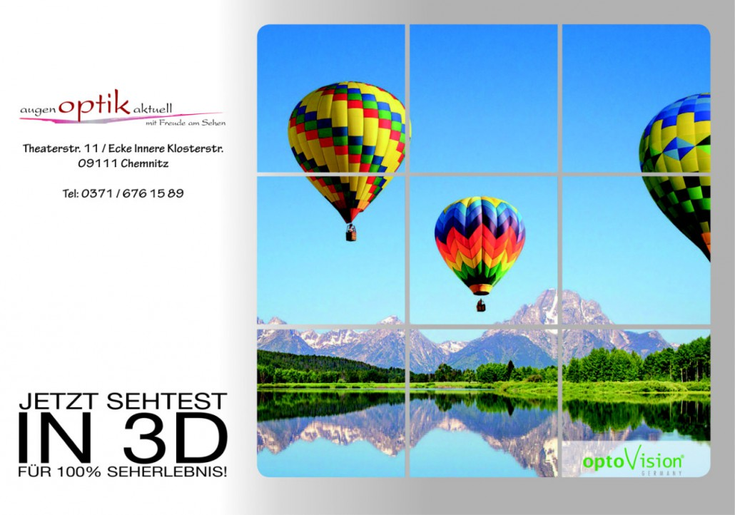 3D sehtest