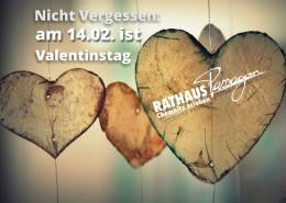 Rathauspassagen chemnitz valentinstag